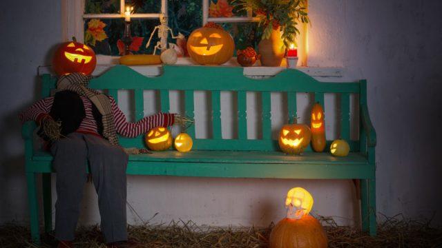 Halloween se blíží. Máme tipy na zdařilé dekorace!