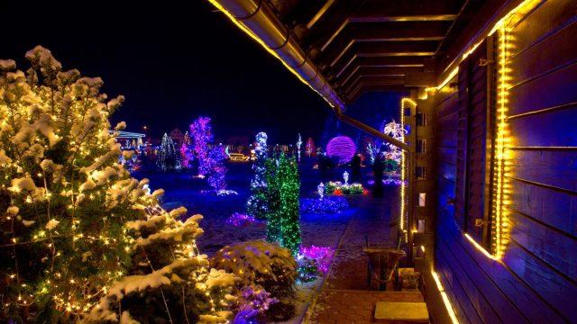 Na co dát pozor přinákupu venkovního vánočního osvětlení