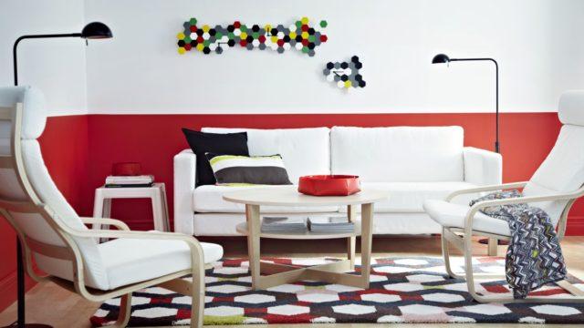 Jak změnit otravné geometrické obrazce na dekorační prvky? Podívejte se!