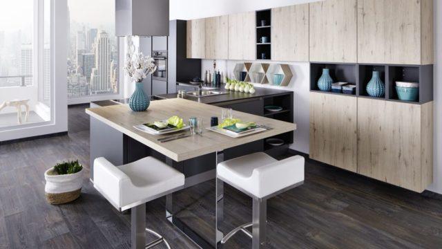 Kuchyňský ostrůvek – nové srdce domova iprodloužená pracovní plocha