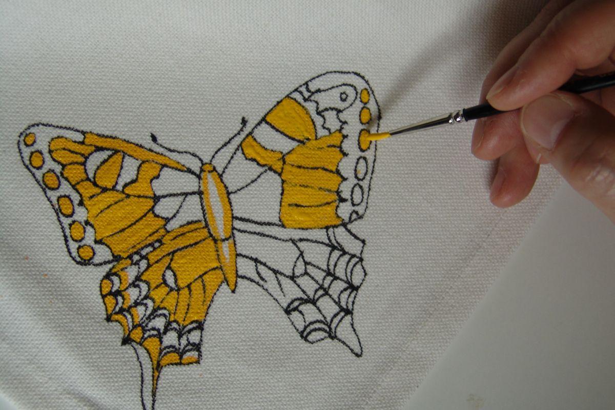 Jak Malovat Na Textil Navod Krok Za Krokem Living Cz