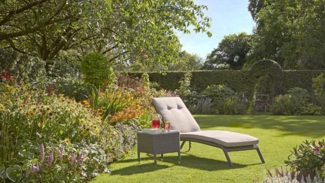 Dopřejte si relax vodpočinkové zahradě