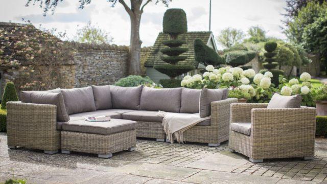 Teď je správný čas pro nákup zahradního nábytku