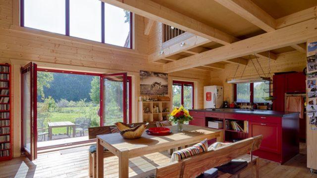 Přirozený život venergeticky efektivním domě? Minimální spotřeba a17 let bez lékaře
