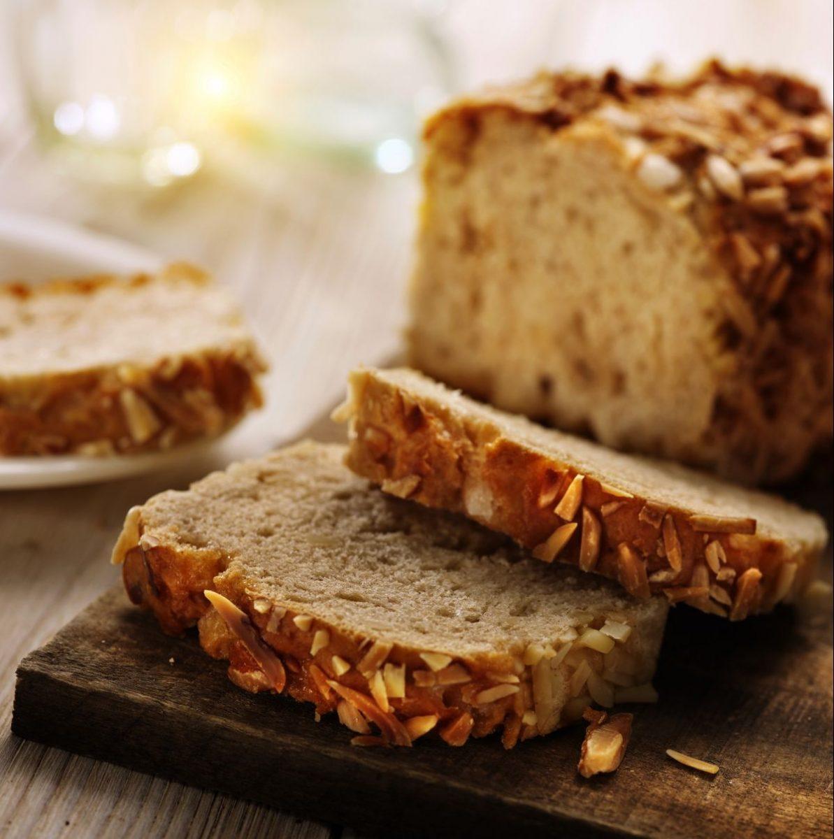 Domácí žitný chléb