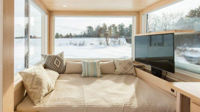 Mobilní minidomky – levné adostupné bydlení nejen na dovolenou