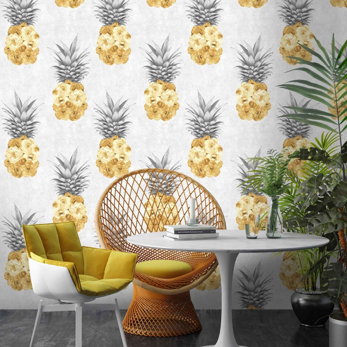 9woodchip-and-magnolia_ludic-floral-pineapple-feature-wallpaper-in-grey-and-yellow-1200x1200.jpg