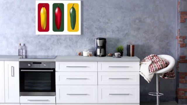 Přemýšlíte, do jakých odstínů ladit svůj byt? Vypůjčte si barvy ze semaforu!