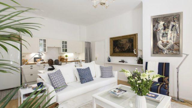 Pánský interiér vklasickém stylu si zamiluje každá žena