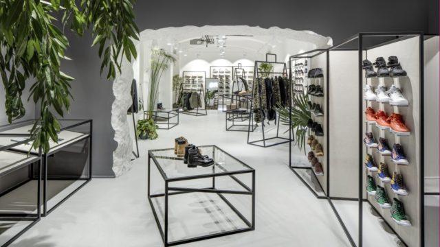 Designérské duo Klimek aDamová vytvořili nové centrum street módy vPraze