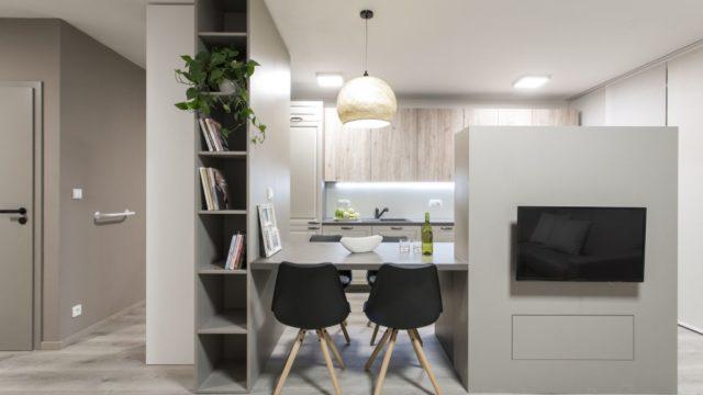 Pokojík poanglicku, něžný obývák, bezbariérová koupelna – podívejte na velkou proměnu