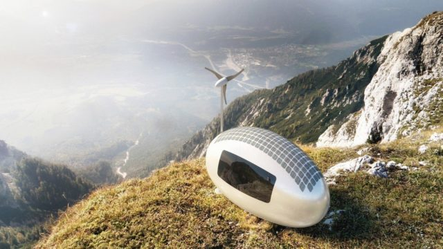 Slovenští architekti vymysleli soběstačný mobilní dům. Bydlet vněm můžete kdekoli na světě