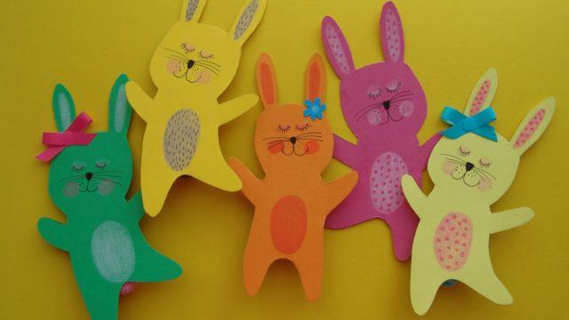 Jak si vyrobit velikonoční zajíčky