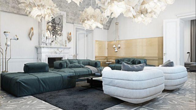 Luxusní rezidence na italském venkově