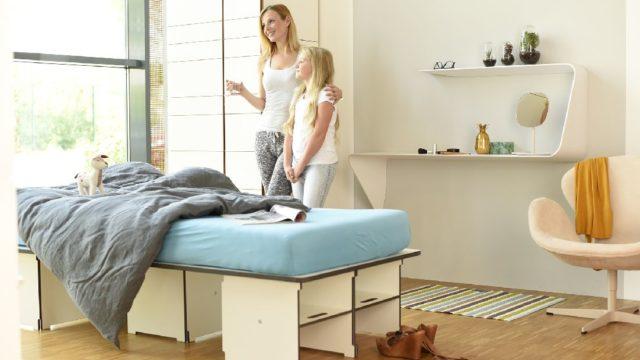 Zařizujete si první bydlení nebo podnájem? Vsaďte na multifunkční nábytek