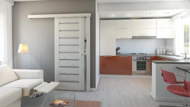 Vybíráme dveře do malého bytu