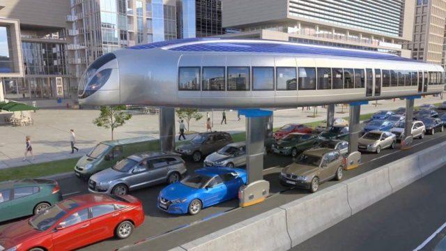 Bude vypadat veřejná doprava takto?