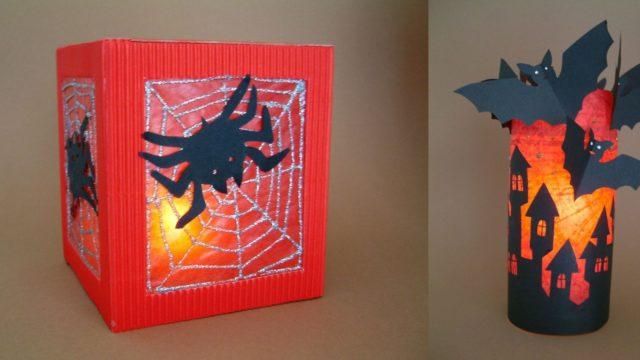 Jak si vyrobit halloweenskou svítilnu alampiony