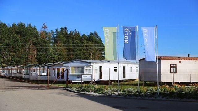 Exkluzivní mobilní domy NOCO