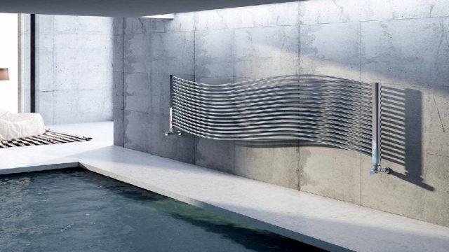 Designový radiátor jako hřejivé ozvláštnění interiéru
