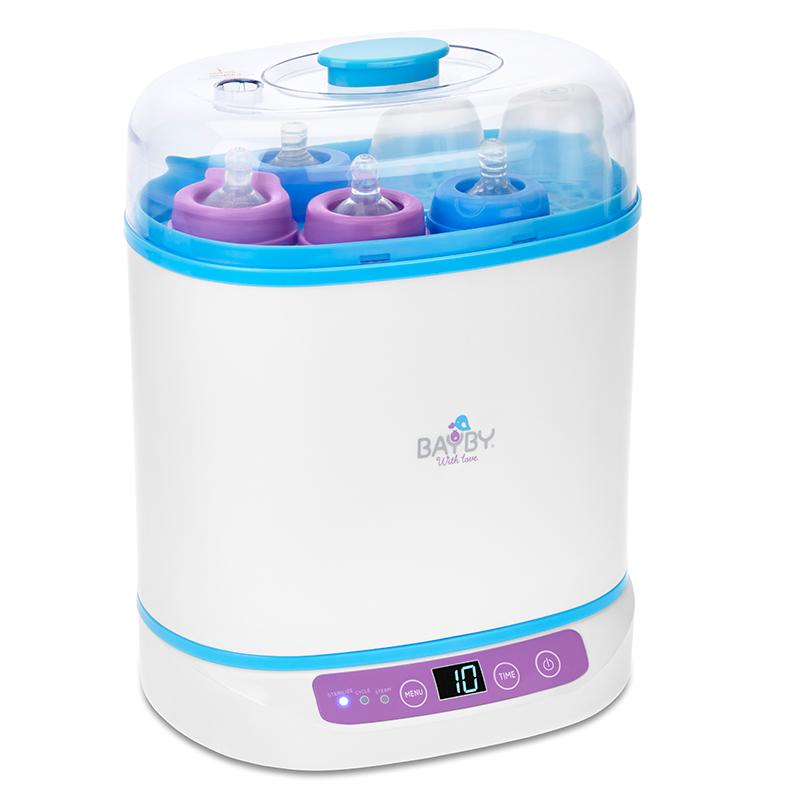 Sterilizátor na kojenecké lahve