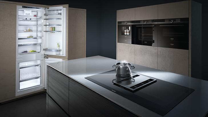 Vestavné spotřebiče Siemens studioLine