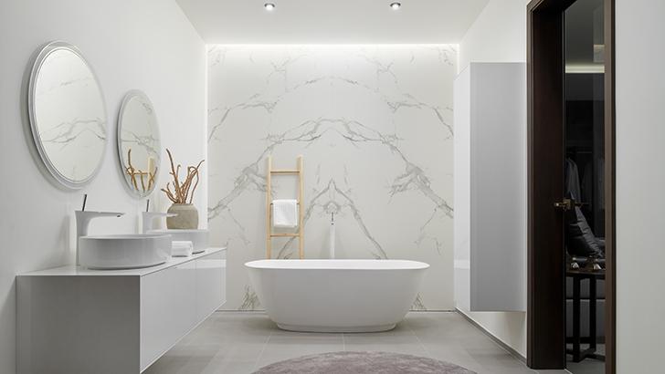 Dokonalý koupelnový nábytek