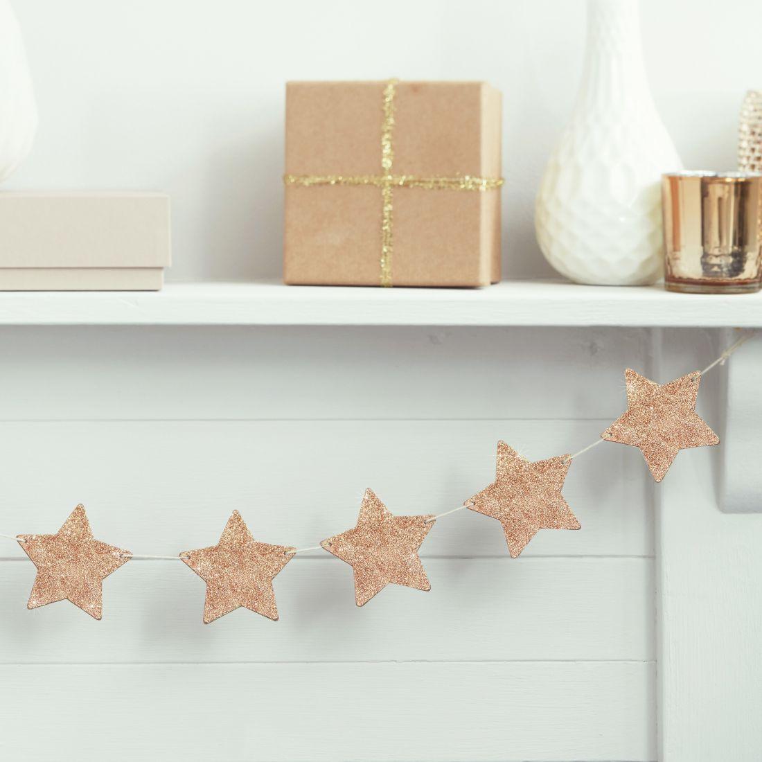 22ginger-ray_wooden-rose-gold-glitter-star-bunting-metallic-star.jpg