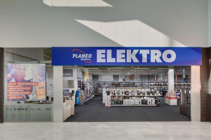 Prodejna PLANEO Elektro