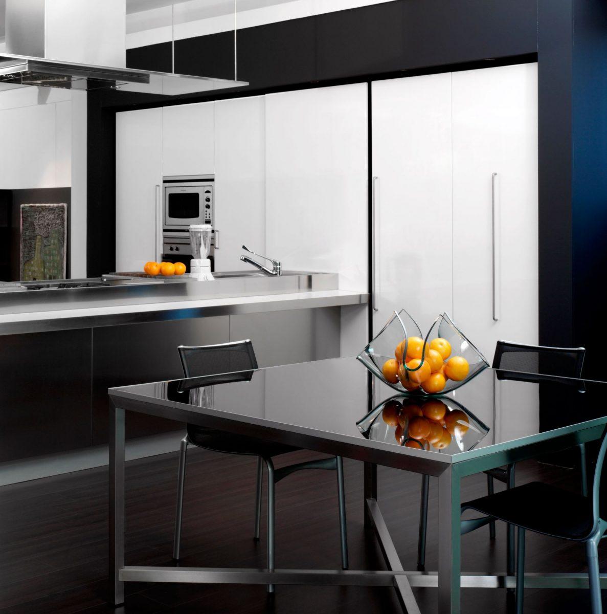 Kuchyň vpánském stylu