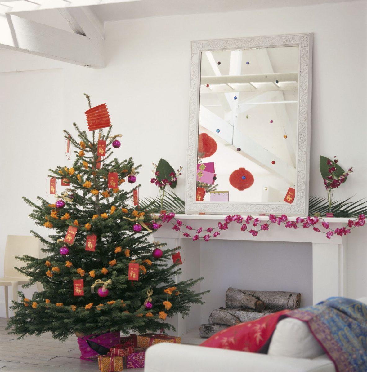 Vánoční atmosféra ve vaší ložnici