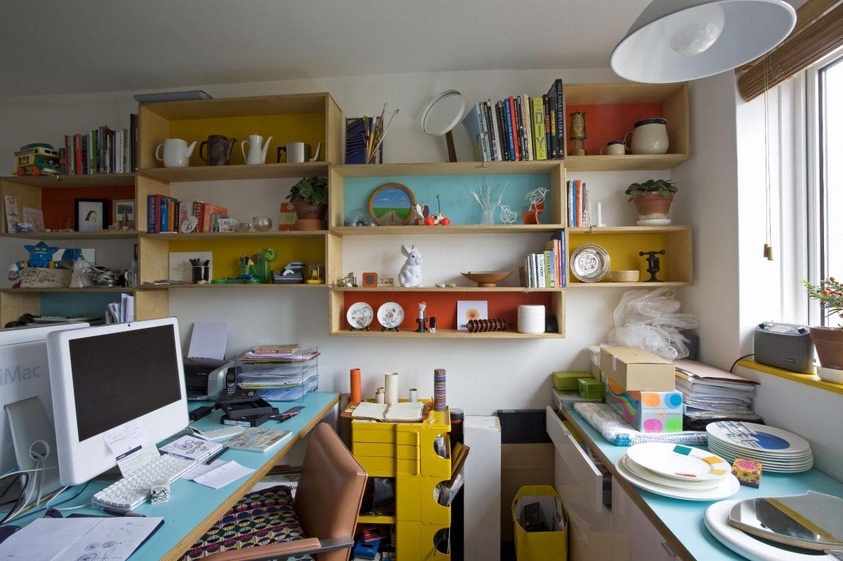 Malá domácí kancelář pro naše nejmenší