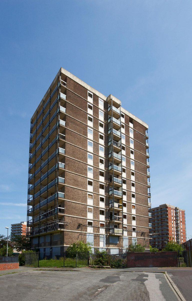 Modernizace panelových domů vroce 2013