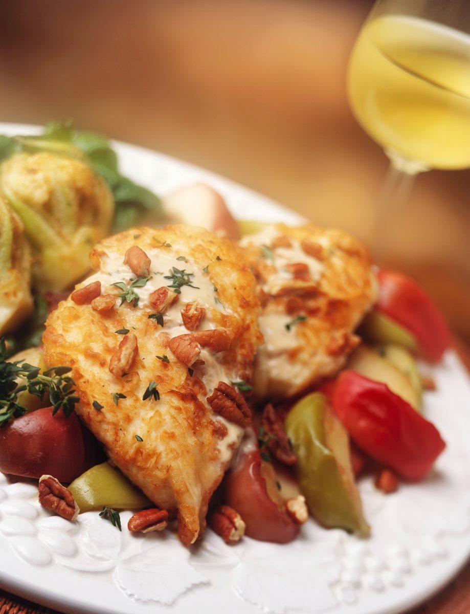 Recepty: Balkánská pečená makrela