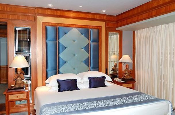 Ložnice 2x jinak pomocí dekorací