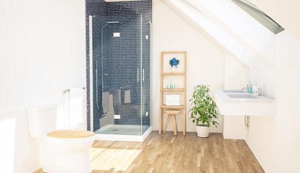 Podkrovní koupelna – jak to dělají profesionálové