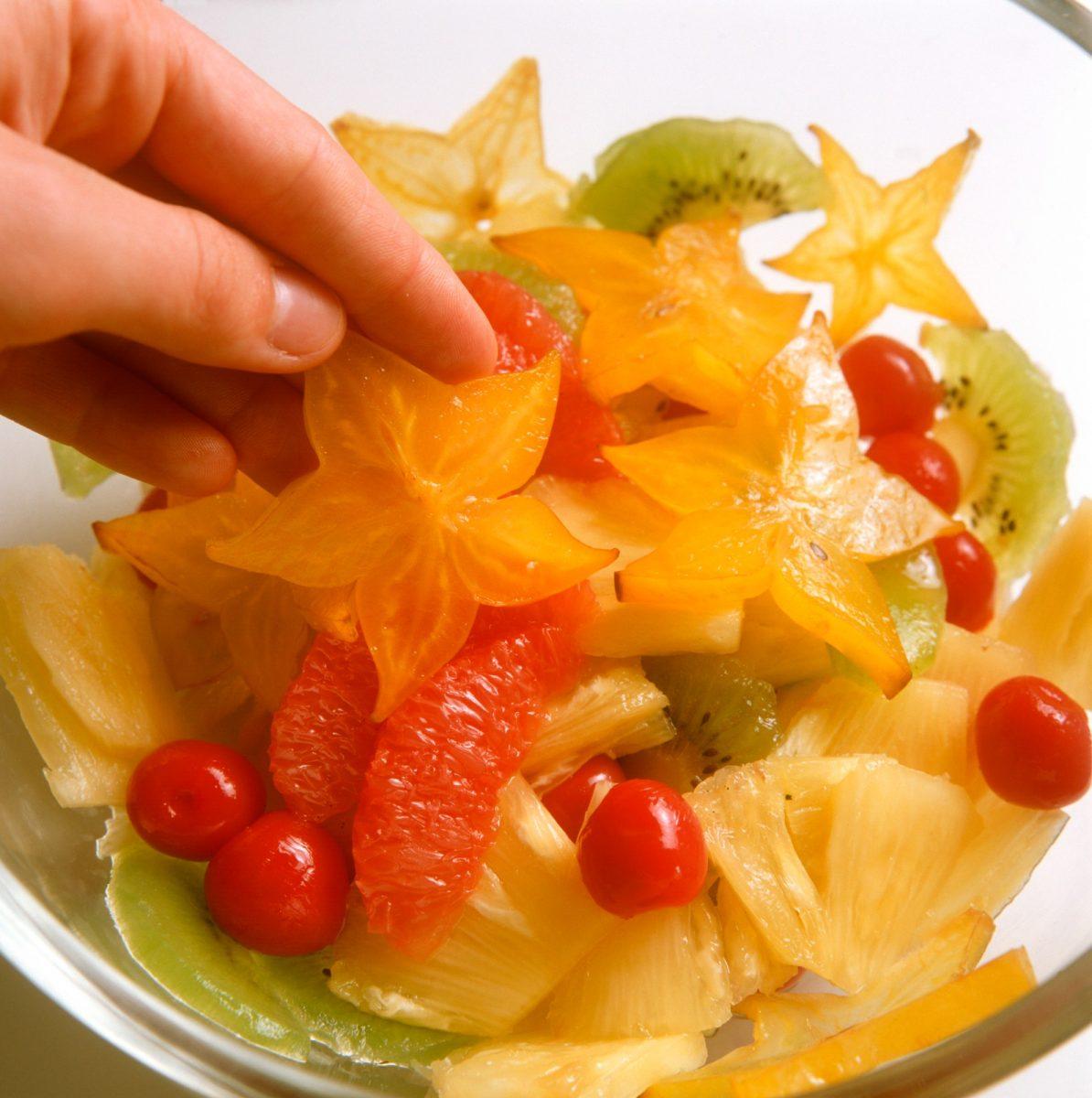 Recepty: Sladko-slaný melounový salát