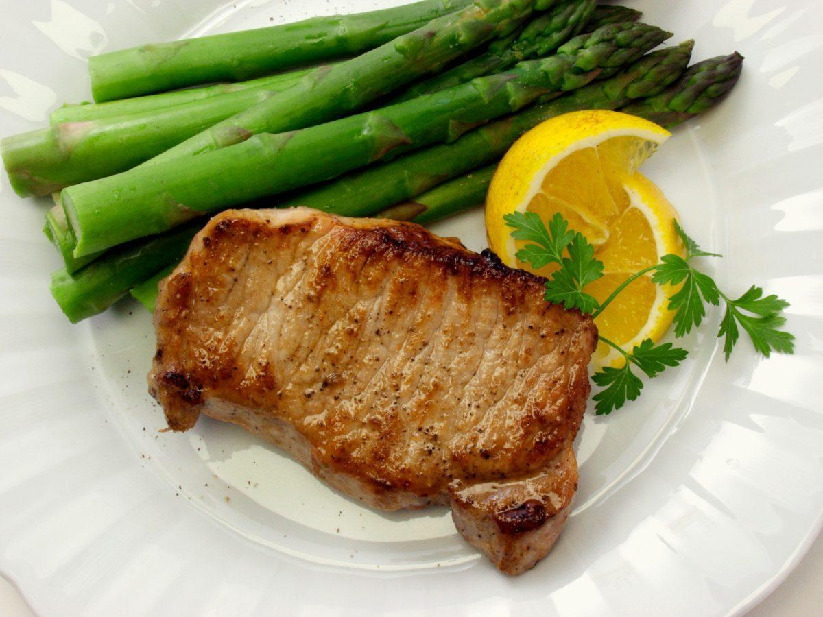 Recepty: Kuřecí prsa schřestem