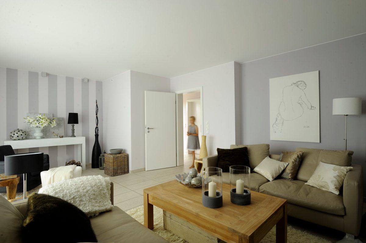 Proměny obývacího pokoje – foto před apo