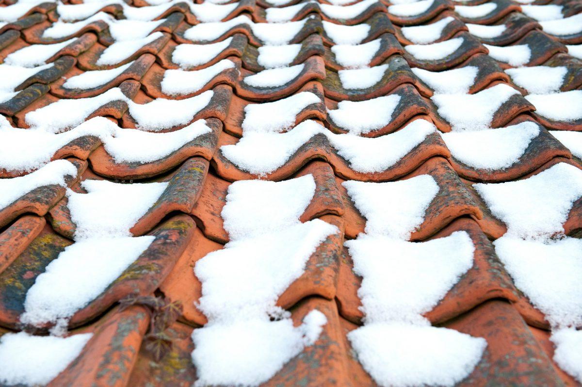 Připravte svou střechu na zimu – vše, co byste měli vědět