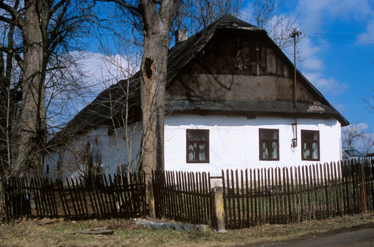 Soutěžní rekonstrukce: Kompletní rekonstrukce téměř stoletého domku
