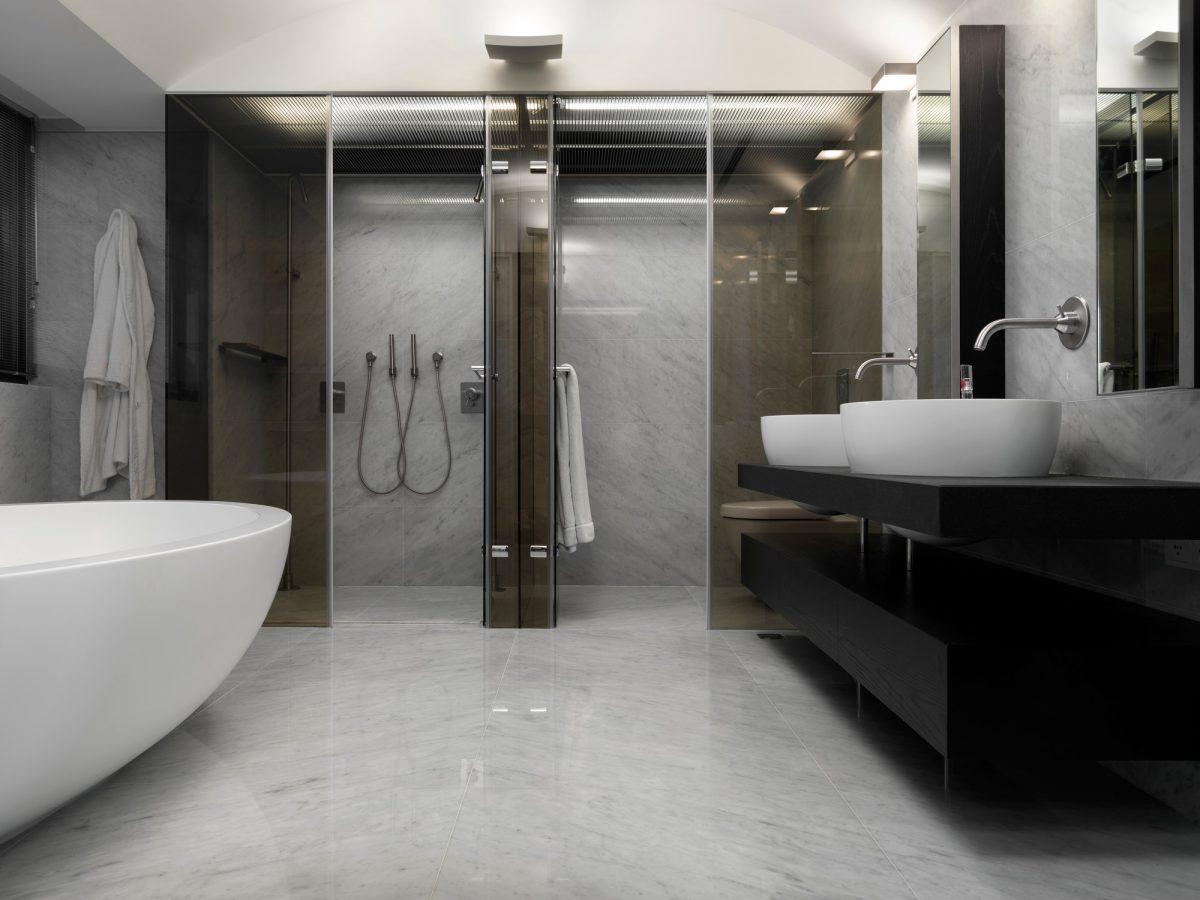 Sprchové kouty – nové trendy