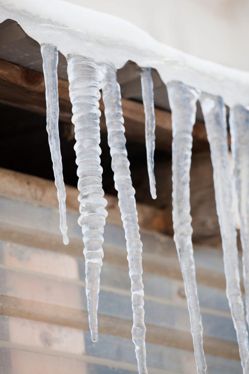 Připravte střechu na zimu