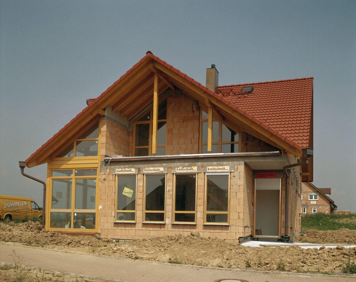 Bydlení ve slaměných domech