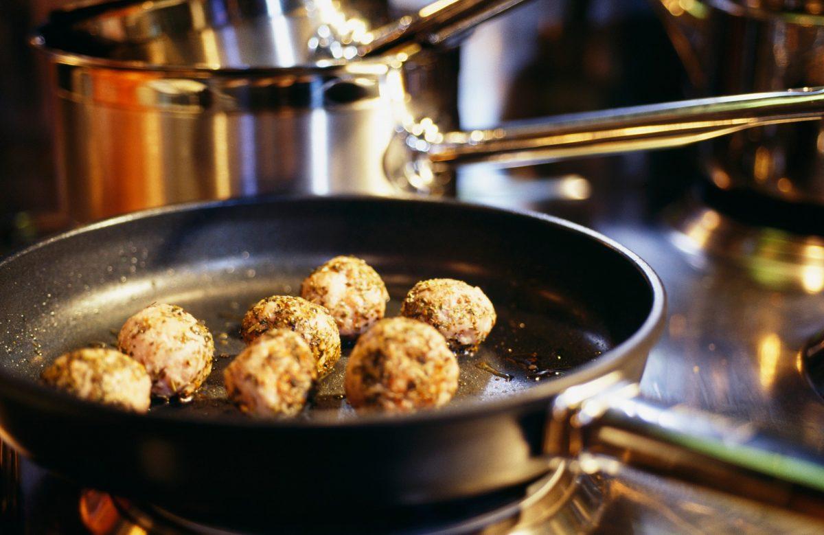 Recepty: Domácí karbanátky plněné mozzarellou