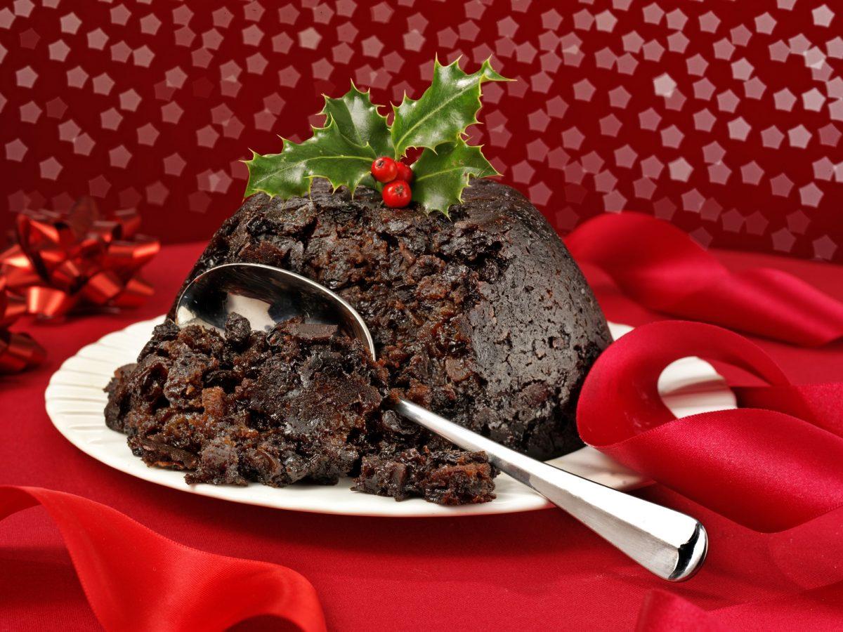 Recepty: Tradiční anglický vánoční pudink