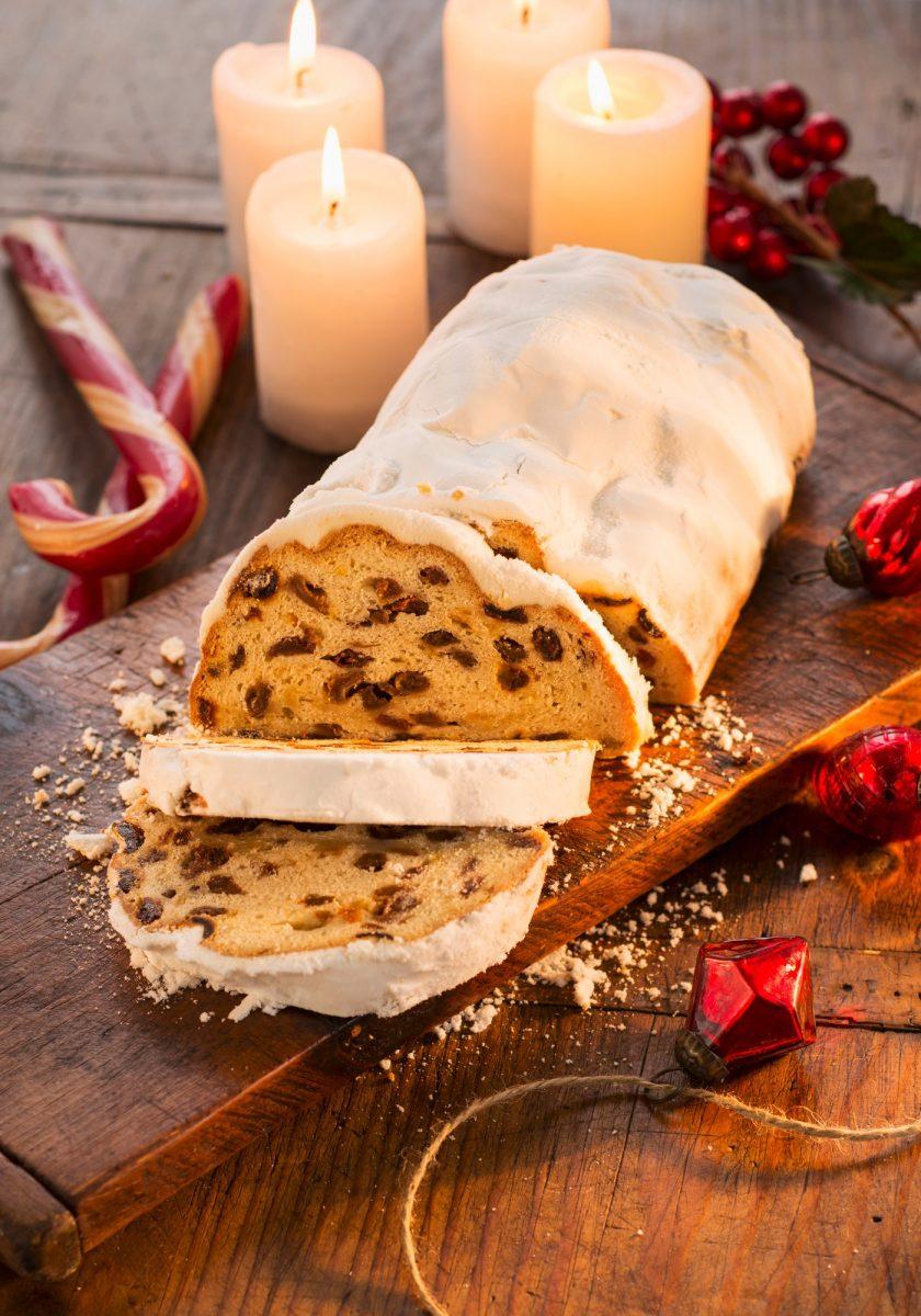Recepty: Tradiční chutná vánočka