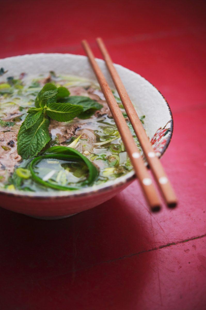 Pho Ga – Vietnamská kuřecí polévka