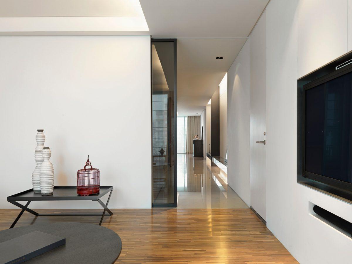 Soutěžní rekonstrukce: Rodinný dům Osek -1 patro