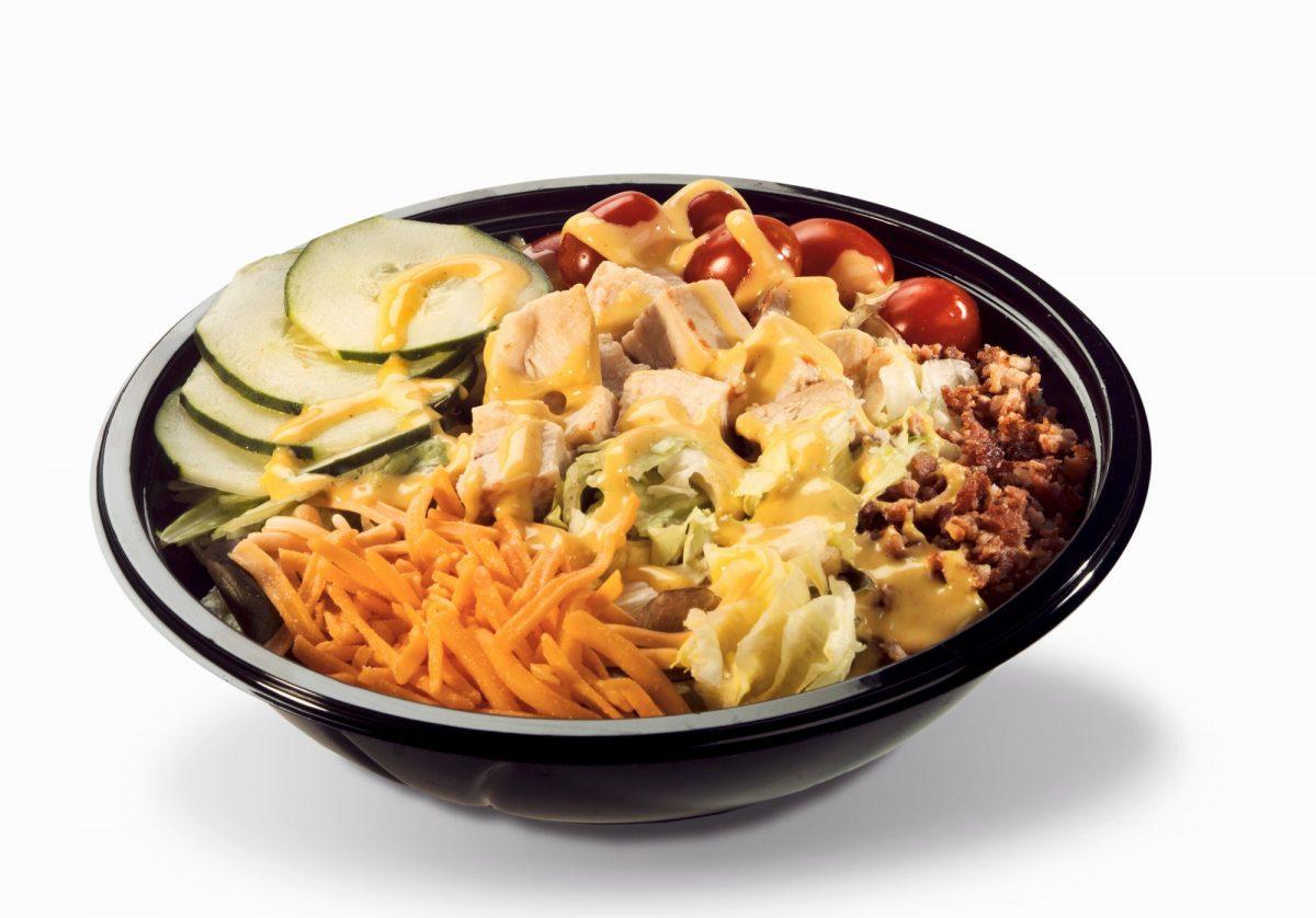 Recepty: Americký Cobb salát